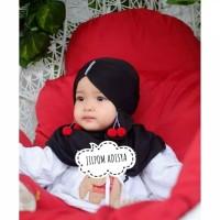 Kerudung JILPOM ADISYA kerudung bayi kerudung anak/jilbab anak/hijab