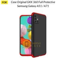 Case Samsung Galaxy A51 / A71 Hardcase Original GKK 360 Protective