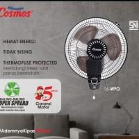 Kipas dinding / wall fan cosmos 16 inch