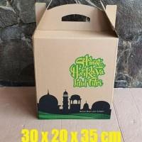 HOT SALE HOT SALE Produk Unggulan Box Bingkisan Kardus Parcel Lebaran
