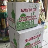 HOT SALE HOT SALE Box Kotak Kardus Bingkisan Parcel Lebaran Idul Fitri