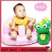 FMD❤ SOFA Munchkin Sofa Tempat Duduk Funny Design Inflatable Baby