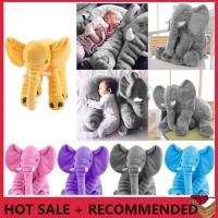 Gajah ??Bantal Boneka Binatang Anak Kecil Bayi Bantal Lembut Tidur