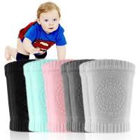 Newborn / Bayi Merangkak Deker Pelindung Lutut / Sikut Bahan
