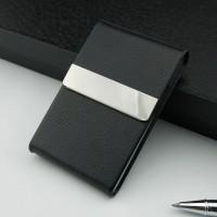 Kotak Penyimpanan Rokok 7 Slot Bahan Kulit PU
