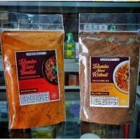 Bumbu Kari Kare Curry India Impor Halal Powder Bubuk 100 gr Diskon