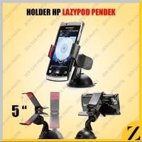 Lazypod HP mobil car phone holder universal (lazyphone lazy pod clip)