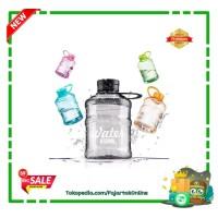 Botol Air Minum Mineral lucu Galon Mini versi kecil 650ml (H-85) murah