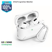 Rearth Ringke AirPods Pro Layered Case - Matte Clear Hardcase