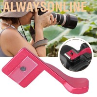 Alwaysonline Finger Thumb Grip Camera Handle Compatible with Most