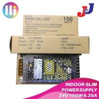 Power Supply Indoor TALLED Slim 24V-150W-6.25A Ori Garansi 1 Thn