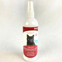 BIOLINE Penghilang Bau Kucing DEODORIZING Spray for Cat 175ml