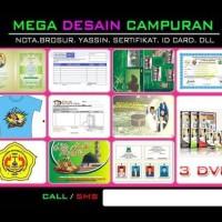 Paket DVD Undangan Nikah 3000+ & Aneka Desain Campuran PROMO SPECIAL