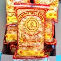 Keripik Singkong JUMBO Cap Bunga Cempaka