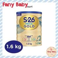 S26 PROCAL GOLD TAHAP 3 (1-3TAHUN) / 1600GR