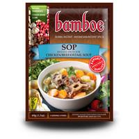 BUMBU BAMBOE EXPORT SOP (CHICKEN / BEEF / OXTAIL SOUP)