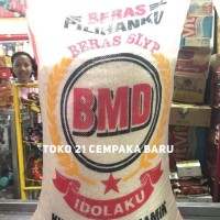 BEST SELLER Beras BMD 20KG FULL | Setra Ramos Pulen Putih | White Rice