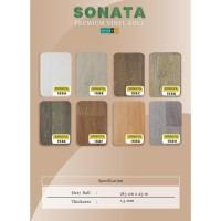 Sondangmall Karpet Lantai Vinyl Roll / Vinyl Hyundai Sonata Kode 158 E
