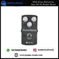 Efek Gitar Distorsi Joyo JF-35 Pocket Metal