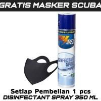 Disinfektan Faz Med 350ml Free Masker Scuba