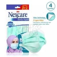 Masker Nexcare Hijab Headloop