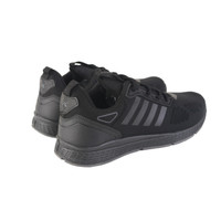 Sepatu running record ramsey - Hitam, 38