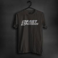 Tshirt Kaos Fast And Furious Good Quality