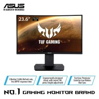 """ASUS TUF Gaming VG24VQ Curved Gaming Monitor 23.6"""", 144Hz, 1ms (MPRT)"""