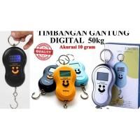 Timbangan Digital Gantung Portable Portabel Scale SMILE