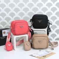 Prada sling bag semprem free box
