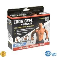 Iron Gym Suspensio X-Trainer / suspension body weight training no trx