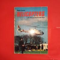 buku lawas bahasa Inggris radio control Helicopters
