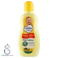 CUSSONS Hair Lotion Avocado Kuning 200ml | Tokopopoksehati