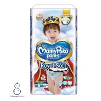 MAMYPOKO Pants Extra Dry Extra Soft Royal Soft Boy XL30 XL 30