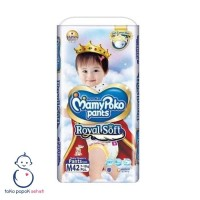 MAMYPOKO Pants Extra Dry Extra Soft Royal Soft Girl M42 M 42