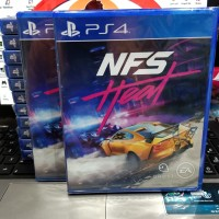 Bd / Kaset NFS Heat Ps4 Need For Speed Ps4