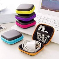 BAG ORGANIZER CHARGER HP EARPHONE CASE TEMPAT EARPHONE