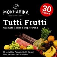 Mokhabika Tutti Frutti Ultimate Coffee Sampler Pack