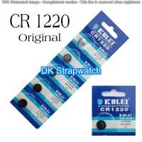 Original battery batrei CR 1220 CR-1220 CR1220 KULEI