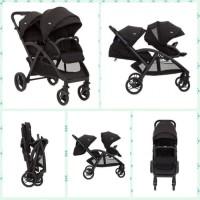 Stroller Joie Meet Evalite Duo / kereta kembar bayi