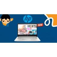 """HP 14-CF1051TU - Celeron N4205 / 4GB / 512GB SSD / 14"""" / WIN 10"""