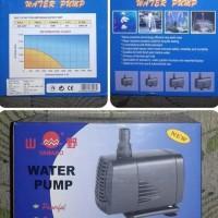 TERLARIS Pompa Air Aquarium merk YAMANO WP-105 utk Hidroponik & QSQSXX