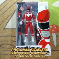 LIGHTNING COLLECTION MIGHTY MORPHIN POWER RANGERS MMPR RED RANGER SHF