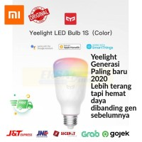 Xiaomi Yeelight Colorfull LED Smart Light Bulb Versi 2 YLDP06YL 10Watt