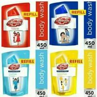 Lifebuoy Body Wash kemasan Refill 450 ml