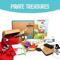 Pirate Treasures   GummyBox
