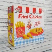 Fun Doh Fried Chicken - Lilin Mainan Anak FunDoh / PlayDoh / Play Doh
