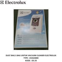 DUST BAG S BAG UNTUK VACUUM CLEANER ELECTROLUX ZUSG3000 DS.33
