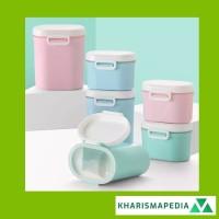 [1kg muat 7pcs] Tempat Kotak Penyimpanan Susu Bubuk Bayi Portabel