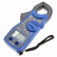 Blue Digital Multi Tester / Voltage, Ampere Meter. Tang Amper